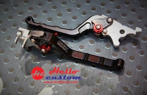 BRAKE zoomer x pcx GTR for HONDA ZOOMER-X BLACK