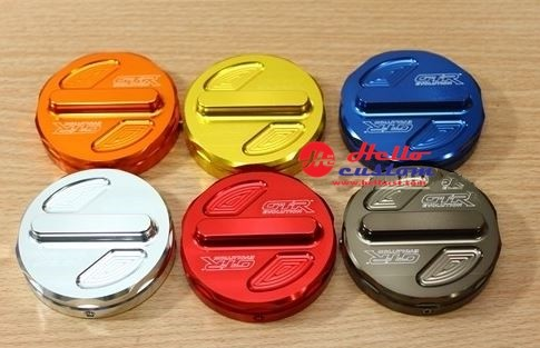 OIL CAP cnc for HONDA ZOOMER-X RED