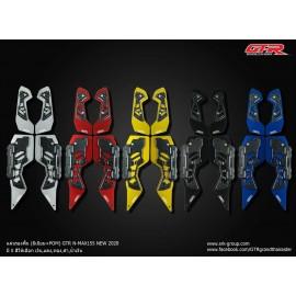 Foot Plate Floor Guard GTR All New Yamaha Nmax 2020