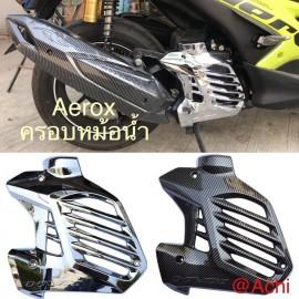 Radiator cover Yamaha Aerox155