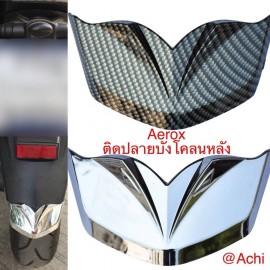 Rear mudguard Yamaha Aerox 155