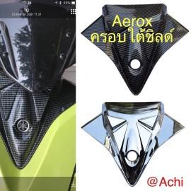Cover under the shield Yamaha Aerox 155
