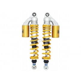Ohlins Rear Shock Absorber for Royal Enfield 650 gold cylinder