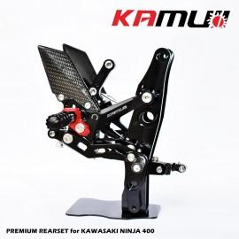 gear step set Kamui KAWAZAKI NINJA400
