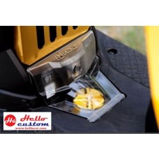 FUEL Cover (CLEAR) for HONDA ZOOMER-X