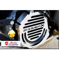 H2C RADIATOR Cover for HONA ZOOMER-X