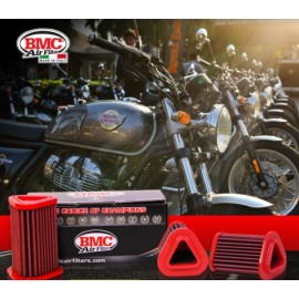 Air Filter BMC For ROYAL ENFIELD INTERCEPTOR / CONTINENTAL GT 650